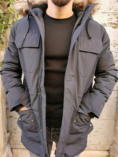 Parka EXPEDITION Dark Navy JACK&JONES (2)