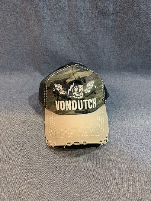 Casquette Von Dutch army