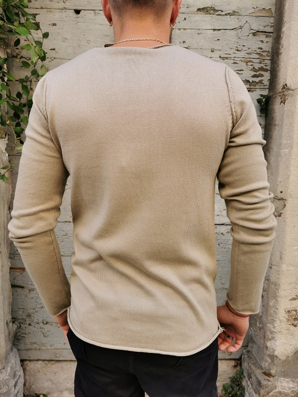 Pull beige imperial (2)