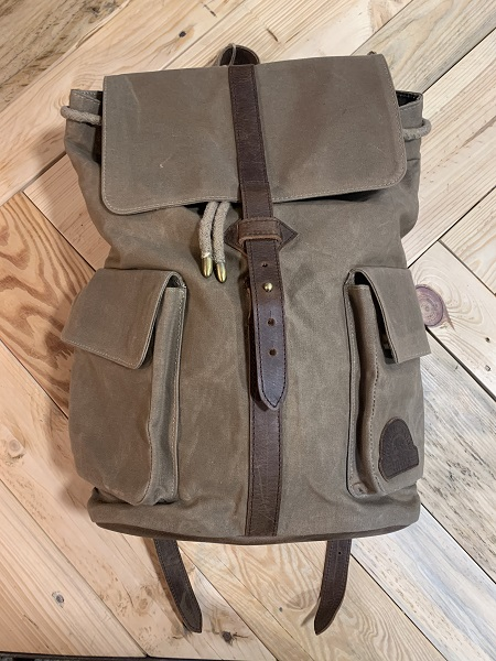 Sac à dos beige AIR WINTER DAYTONA