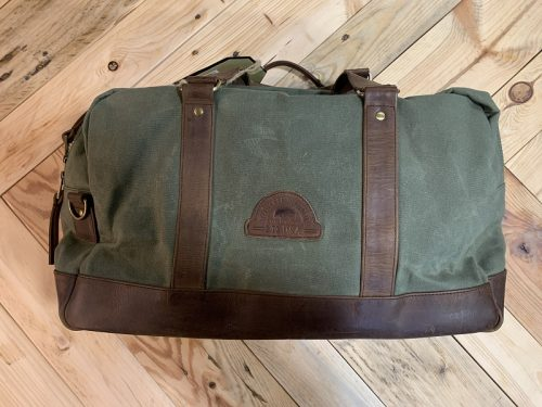 Sac kaki WEEK END CANVAS DAYTONA2
