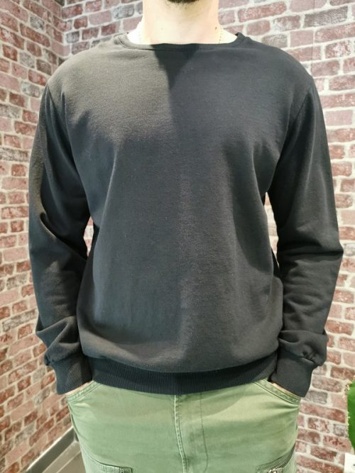 Sweat noir IMPERIAL